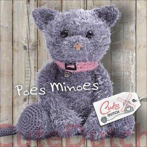 CuteDutch garenpakket Poes Minoes
