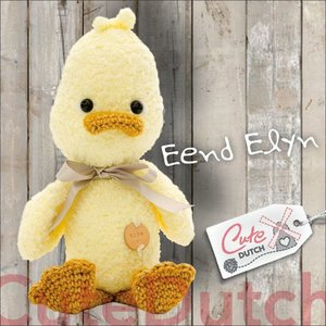 CuteDutch garenpakket eend Elyn