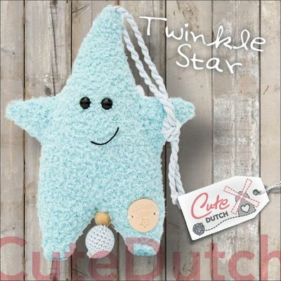 CuteDutch haakpakket Twinkle Star