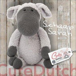 CuteDutch garenpakket Schaap Sarah