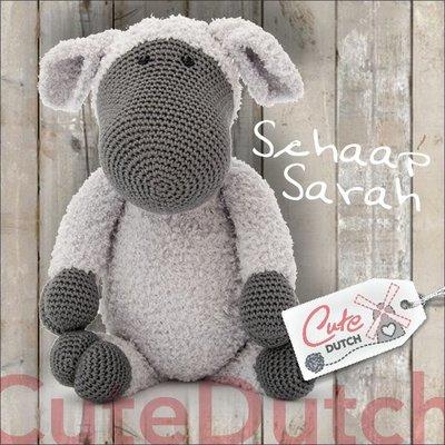 CuteDutch garenpaket Schaap Sarah