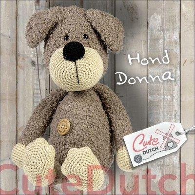 CuteDutch garenpakket hond Donna