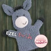 CuteDutch garenpakket handpop Ezel Erik