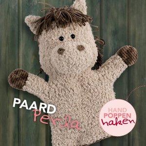CuteDutch garenpakket handpop Paard Perla