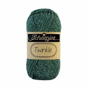 Scheepjes Twinkle 923 donker groen