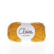 byClaire byClaire Cotton 041 Ocher