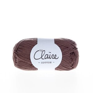 byClaire byClaire Cotton 050 Chocolate