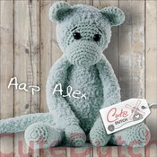 CuteDutch garenpakket Aap Alex