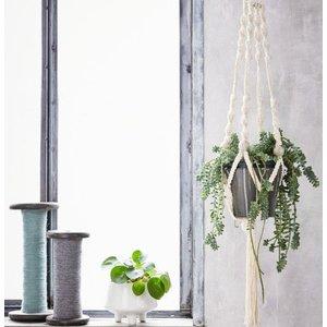 Phildar Macramé plantenhanger