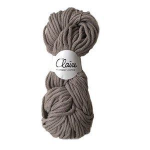 byClaire byClaire Chunky Cotton 012 Taupe