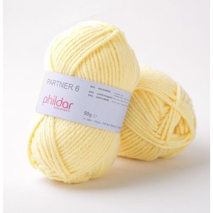 Phildar Partner 6 Poussin (161)