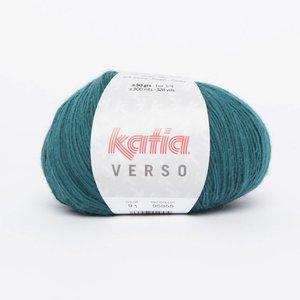 Katia Verso 91 Groenblauw