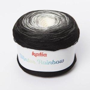 Katia Winter Rainbow 100 Grijs op=op