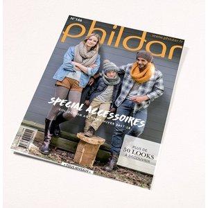 Phildar Phildar catalogus 146 accessoires special Herfst/Winter 2017/18