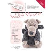 Haakpatroon CuteDutch Wolf Vince