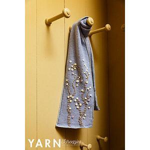 Scheepjes Garenpakket Almond Blossom Scarf - Yarn 4