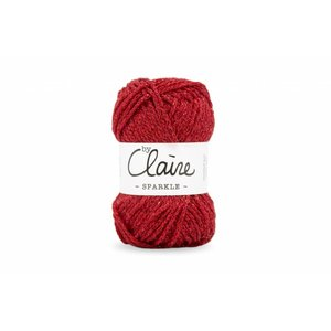 byClaire byClaire Sparkle 005 Christmas Red