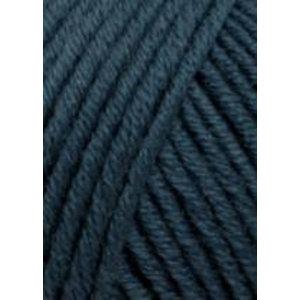 Lang Yarns Merino+  133 Staalblauw