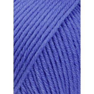Lang Yarns Merino+  106 Middenblauw