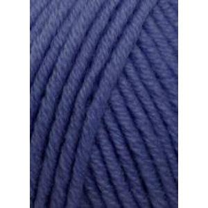 Lang Yarns Merino+  34 Rookblauw