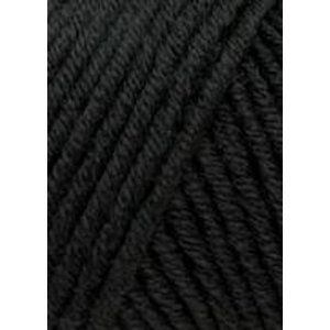 Lang Yarns Merino+  4 Zwart