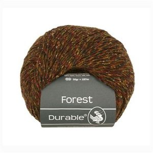 Durable Forest 4011 Rood gemêleerd
