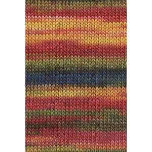 Lang Yarns Mille Colori 200 Regenboog (53)