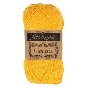 Scheepjes Cahlista Yellow Gold (208)