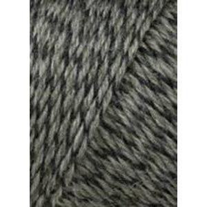 Lang Yarns Jawoll Superwash 152 Bruin/zwart gemeleerd