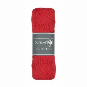 Durable Double Four (316) Red