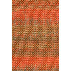 Lang Yarns Mille Colori Big 59 Oranje