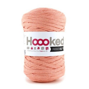 Hoooked Ribbon XL Iced Apricot (RXL47)