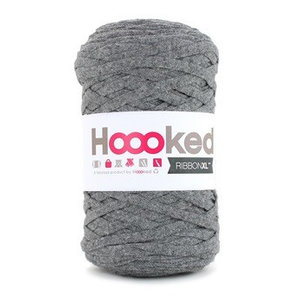 Hoooked Ribbon XL Stone Grey (RXL31)