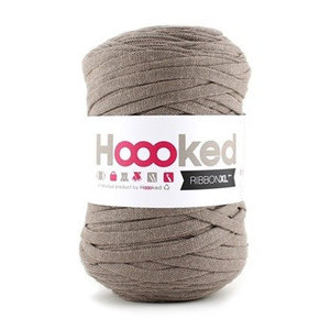 Hoooked Ribbon XL Earth Taupe (RXL48)