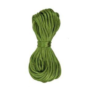 Restyle Kumihimo koord groen (575)