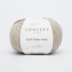 Katia Cotton-Yak 100 Beige