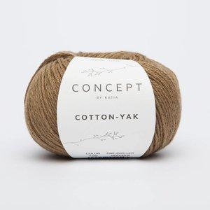 Katia Cotton-Yak 102 Bruin