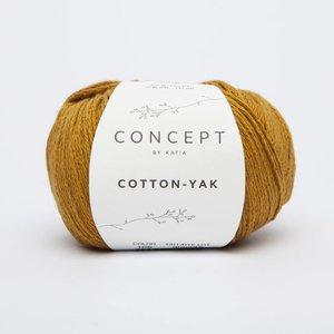 Katia Cotton-Yak 106 Oker