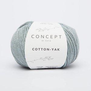 Katia Cotton-Yak 110 Hemelsblauw