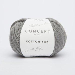 Katia Cotton-Yak 112 Lichtgrijs