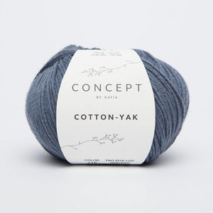 Katia Cotton-Yak 116 Jeans