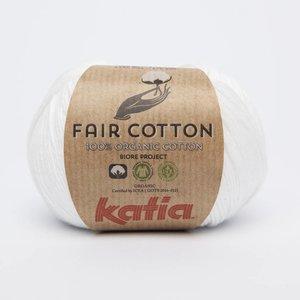 Katia Fair Cotton 1 Wit