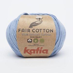 Katia Fair Cotton 19 Licht jeans