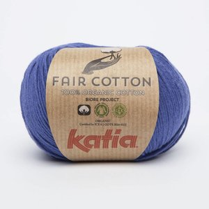 Katia Fair Cotton 24 Nachtblauw
