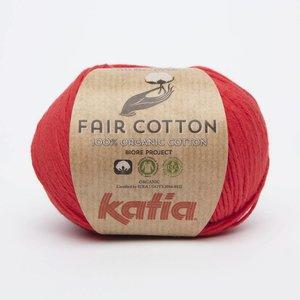 Katia Fair Cotton 4 Rood