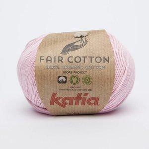 Katia Fair Cotton 9 Bleekrood