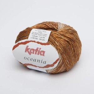 Katia Oceania 63 Roestbruin-oranje