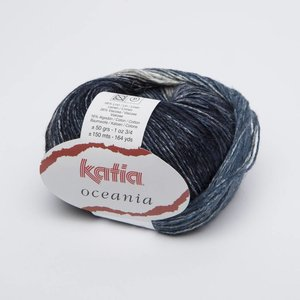 Katia Oceania 66 Mediumblauw-donker blauw