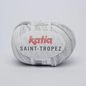 Katia Saint Tropez 90 Wit-Zilver