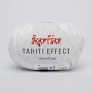 Katia Tahiti Effect 200 Wit op = op